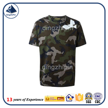 Outdoor training field operations camouflage t-shirts supplier