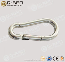 Rigging Hardware Carabiner Blacke Snap Hook, Metal Snake Hook