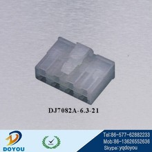 DJ7082A-6.3-21 8pin wire assembly connector female