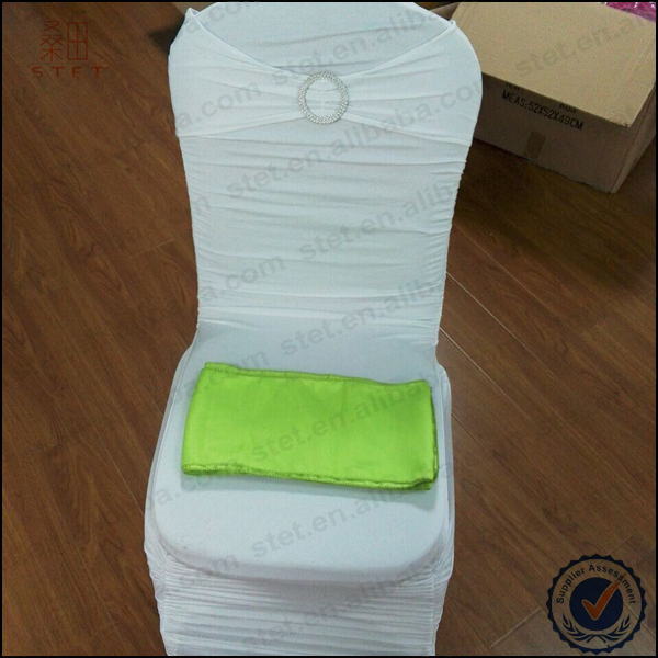 Wholesale Cheap Chair Covers With Ruffles For Weddings Chair Covers For Sale