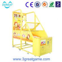 Happy simulator ticket redemption basketball machine