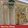 Newstar marble stone balustrades stone railing balustrade stone columns