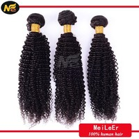5A super quality best price 100% Burgundy Remy Hair Curly