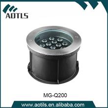 Super quality great material professional supplier 12v 9 watt rgb led underwater lights