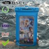 Hot selling pvc waterproof mobile phone bags for samsung galaxy s3 i9300