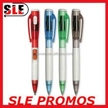 Cheaper 2 IN 1 LED light ball pen in stock
