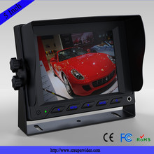 High quality Bus entertainment 5 inch car security camera system