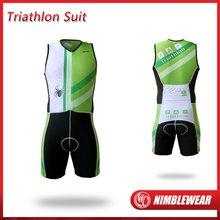 2012 Nimblewear Men's Triathlon Suit