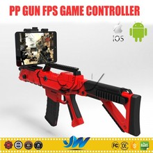 PP GUN Phone Mini Wireless Bluetooth Game Controller For iOS Android