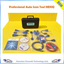 2015 Hot Promotion Professional Auto scan Tool NEXIQ USB Link + Diesel Truck Diagnose Interface & Software High Quality
