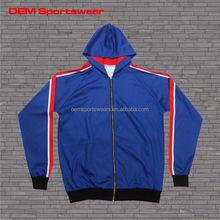 Plus size zipper hoodie custom hoodies