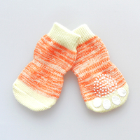 Hot sale small anti-slip dog socks for dog and cat in wholesale
