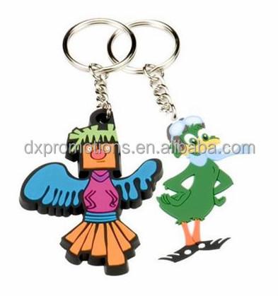 oem custom keychain/soft pvc keychain/rubber keychain