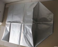 BOPP laminated Cello bag with square bottom and side gusset
