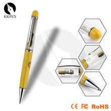 Shibell usb pen drive plastic pencil case with zipper mini pencil