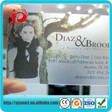 Fashion Carbon Fiber business Card