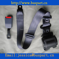 Bus seat accessaries *three point safety belt