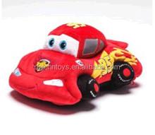 Plush Toy Car Shape Boy Child Stuffed Toy Car