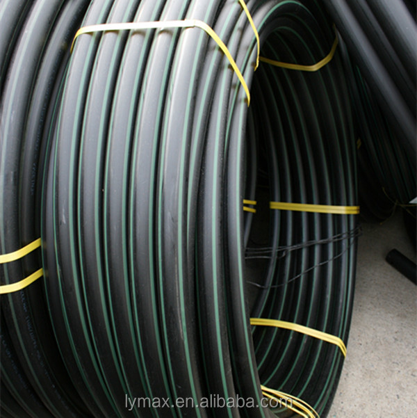 Hdpe Black Plastic Water Pipe Roll Plastic Pipe For Sale