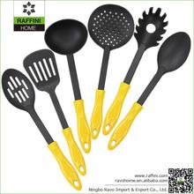 FDA Approval Kitchen Equipment Nylon Utensil Manufacturer