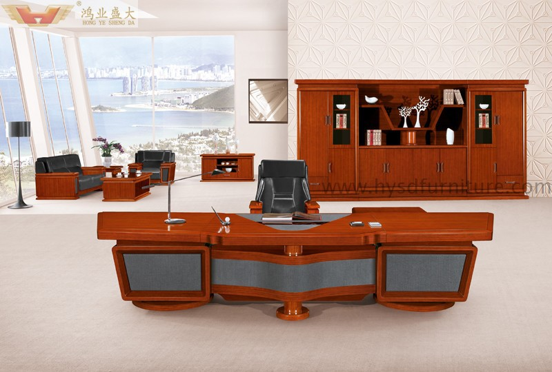 Office Furniture Presidential Desk executive desk for manager(HY-NO.1