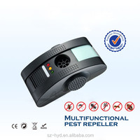 Most effective multifunction 270 Degree ultrasonic electronic pest control