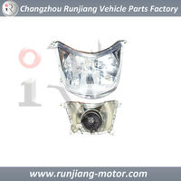 China factory motorcycle spare parts HEADLIGHT used for BAJAJ CT100