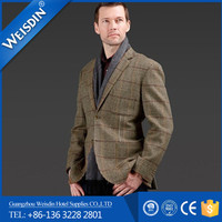 WEISDIN Guangzhou OEN service Vested Suits Anti-Static Tuxedo Suits