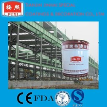 steel structure inflated fireproof coating fireproof paint