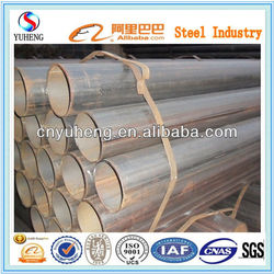 Material is q195-q235 black welded steel iron pipe