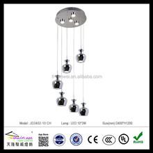 newest modern simplicity style LED pendant light chandelier