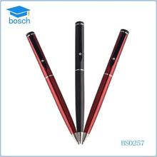 2015 Novelty low price thin metal ball pen cross pen refills