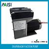Single stage small vacuum pump 12v volt dc compressor pump