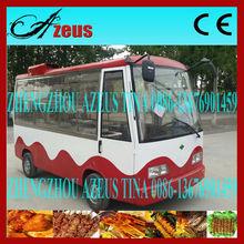 Ice Cream Vans/Kiosk Food Cart With Wheels