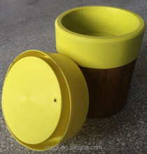 LDPE Plastic Pipe End Bevel Protector