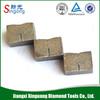 Diamond Segment for Granite Cutting - Diamond Segments For Saw Blade