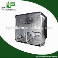 Greenhouse mylar hydroponics indoor mini grow system grow tent frames fabric/used tents for sale