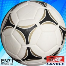 mini soccer ball factory standard size pu football