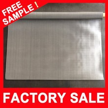 standard 304 SS 100x100 stainless steel woven wire mesh