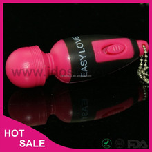 hanging drop mini vibrator plastic hand shaped dildo toy vibrator toy for female vagina vibrator