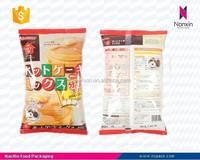 food grade plastic cake mix packing bag