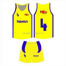 Stan Caleb 2015 Best custom made sublimated Basketball Uniform Design Men cheap wholesale basketball jersey design