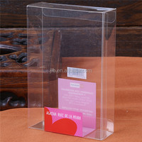 China customomized Clear plastic packaging , printing boxes manufacturer