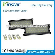 Vinstar high quality LED dome/ roof lamp for E60 E65