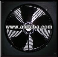 Axial Fan With External Rotor Motor KV 4VGC45 500A/E