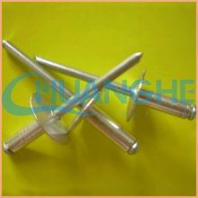 2015 the latest high-precision closed end blind rivet made of steel or aluminum