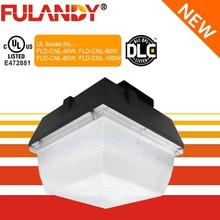 5 years warranty high-end led high bay light led gas station canopy lights