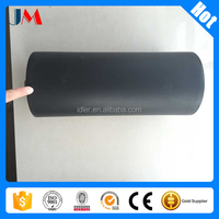 Vulcanizing Rubber Coated Conveyor Roller in Cement