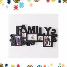 Venta al por mayor del marco de la familia 2015 del regalo del bebé marco kit en la pared