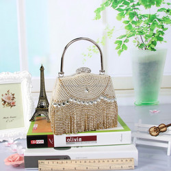 2015 top sale clutch bags handle clutch purse bag Christmas handbags and purses Indian purses and clutches
